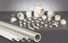 Plastic Water Pipe plastic water tank plastic pipes PPR raw materials