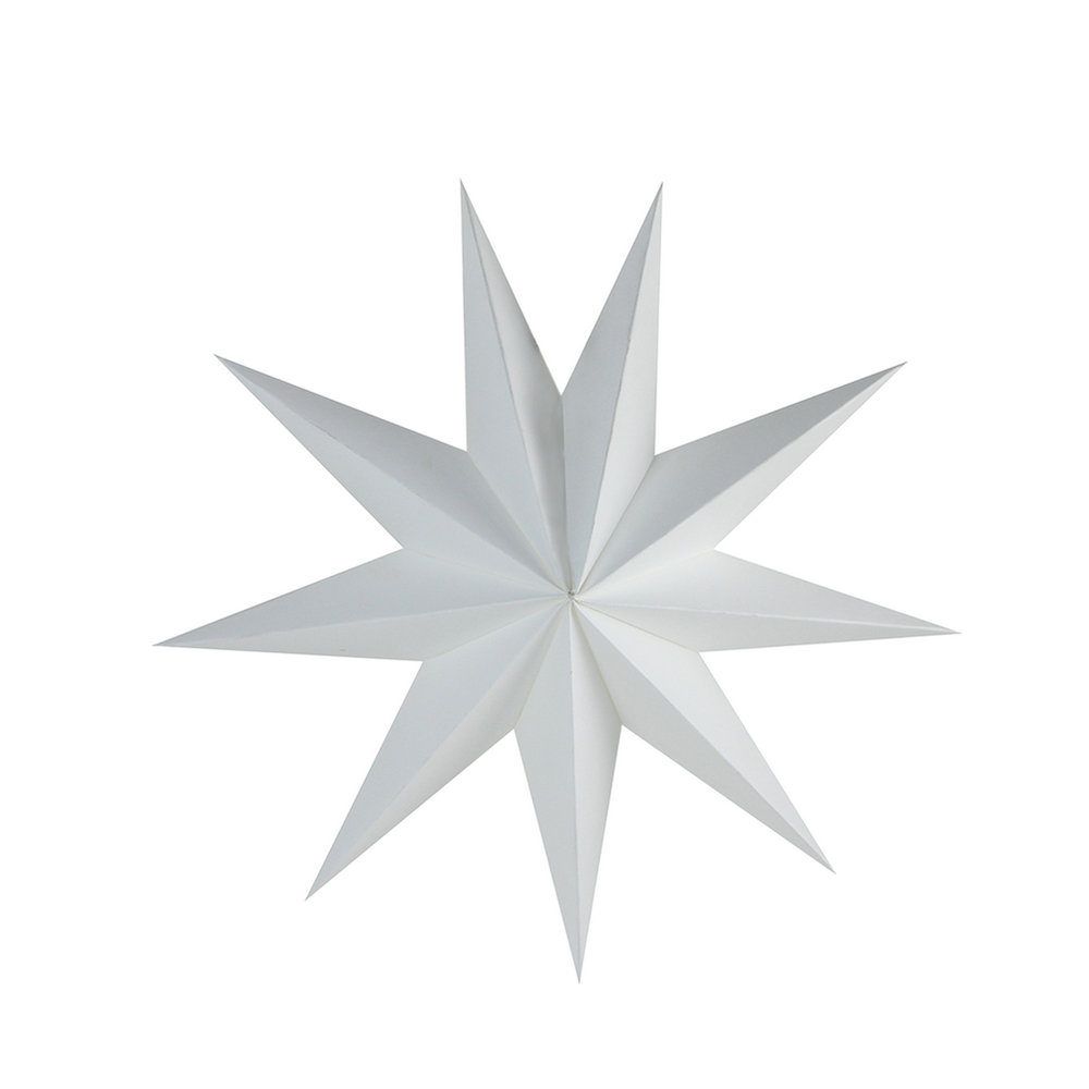 New Giant <strong>Christmas</strong> Nine Point Paper Star Lantern