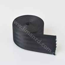 black aircraft safety seat belt,nylon air safety belt webbing