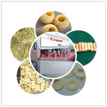industrial stainless steel apple cutting machine
