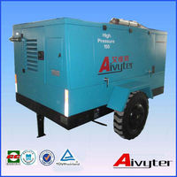 Portable Screw Air Compressor For Underground Mining