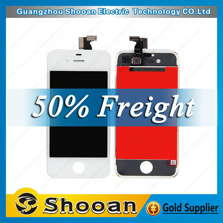 for iphone 4 s copy lcd and digitizer