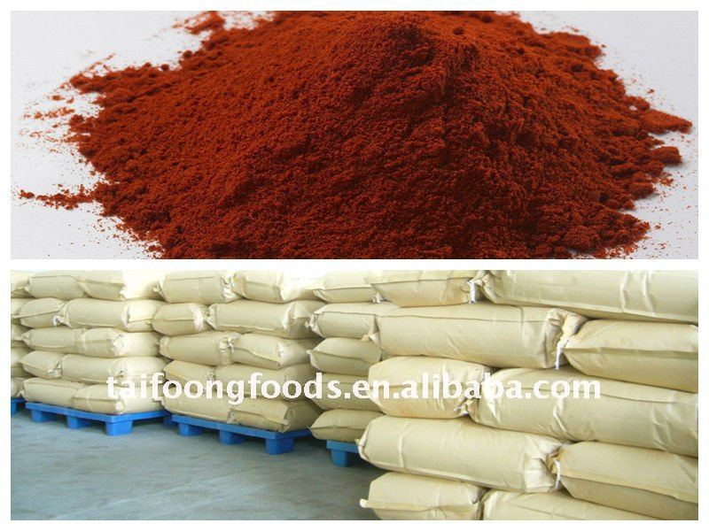 new crop sweet paprika powder asta80-220,natural paprika products, no any other additivites,25kg kraft paper bag,15/20GP