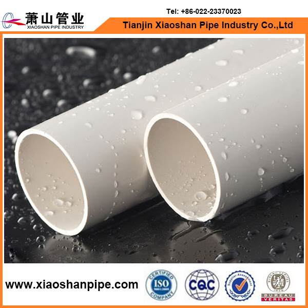 2 Inch diameter water supply pvc pipe