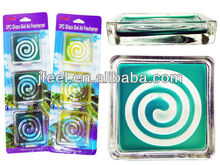 New Glass Gel Air Fresheners,Crystal Aroma,Ambientadoe Air Refresh