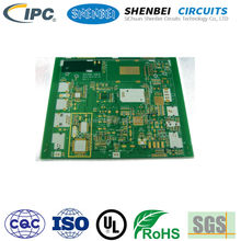 High Tg 94vo pcb e calculator shenzhen pcb manufacturer