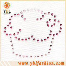 Iron on rhinestone decorations for wedding cakes design