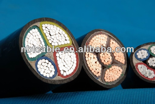 Rubber Insulated Flexible Mining Cable MYP Model