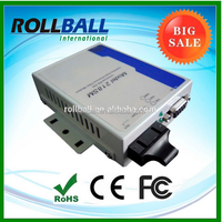 supplying rs232 to fiber ethernet meida converter with multi or single mode
