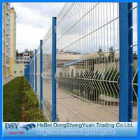Alibaba.com modern fence gate design/galvanized picket weld fence/Ornamental Iron