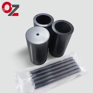 Good oxidation resistant graphite crucible for casting jewelry