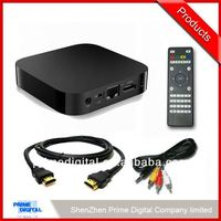 2014 Cheapest hotsell android smart tv box 3g
