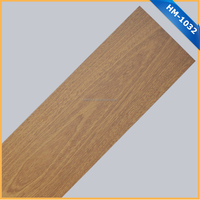 HM-1032 Wood look Vinyl Floor Planks With Fiberglass