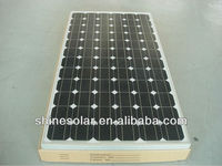 95W Mono solar panel PV Modules converts the sun's energy into electricity