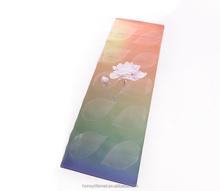 Wholesale 5 Mm Thick Best Non Slip Hot Yoga Mat For Grip