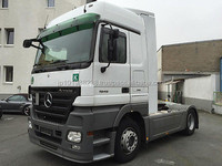 USED TRUCKS - MERCEDES-BENZ ACTROS 1846 4*2 TRACTOR UNIT (LHD 2882 DIESEL)