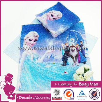 alibaba china cotton fabrics textiles custom design digital printed comfortable hand towel