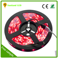 Hot Super Lumious Flexible Color Changing light for Hotel and salon strip led video show