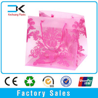 top sale pp lamination print folding shopping bag for promotion in 2015