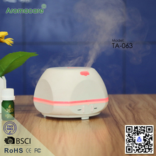 Aromacare Small Ultrasonic Humidifier,Essential Oil Aroma Office,Bedroom Diffuser