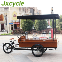 coffee tricycle vending cart/coffee bike for sale