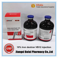 Pig Iron Dextran Injection 5% iron supplements