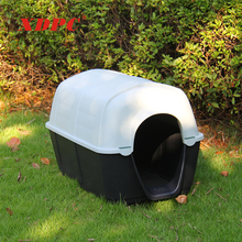 plastic pet supplies bed cave cat play house litter tray box liners outdoor kennels for dogs