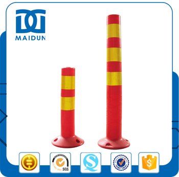 Warning Post Flexible Post Portable Post Road divider