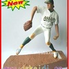 Plastic Sports Man Action Figurines