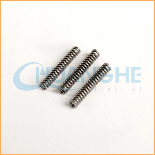 Factory direct 1mm diameter small compression spring