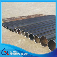 ERW casing and tubing line steel pipe of Carbon Steel Pipe for Line ERW Carbon Steel Pipe