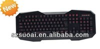 Expert Gaming keyboard with LED backlight