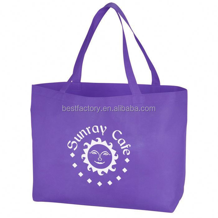 2014 Black Shopper Budget and Convention Tote Bag