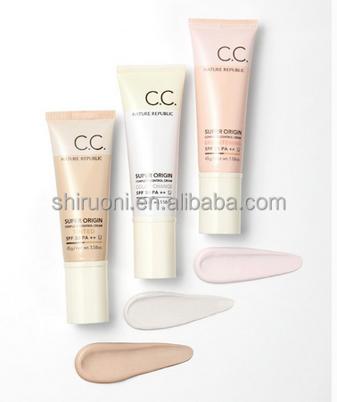 korean waterproof snail air cushion skin bb cream UV sunscreen