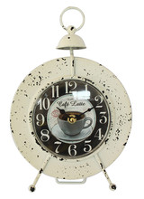 iron mantle retro table clocks SGS compliance