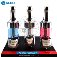 100% authentic Kanger Protank 2,Kanger Mini Protank 2 NEW Glassomizer pro tank 2 ecigarette in kebo