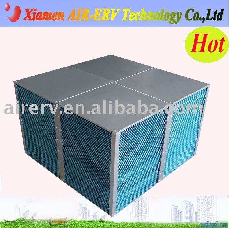 Scambiatore di calore core per aria aria parti di - Scambiatore di aria ...