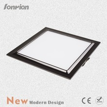 China led suspended ceiling light 20w slim square led panel downlight for indoor