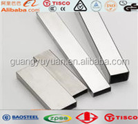 stainless steel rectangular/square pipe
