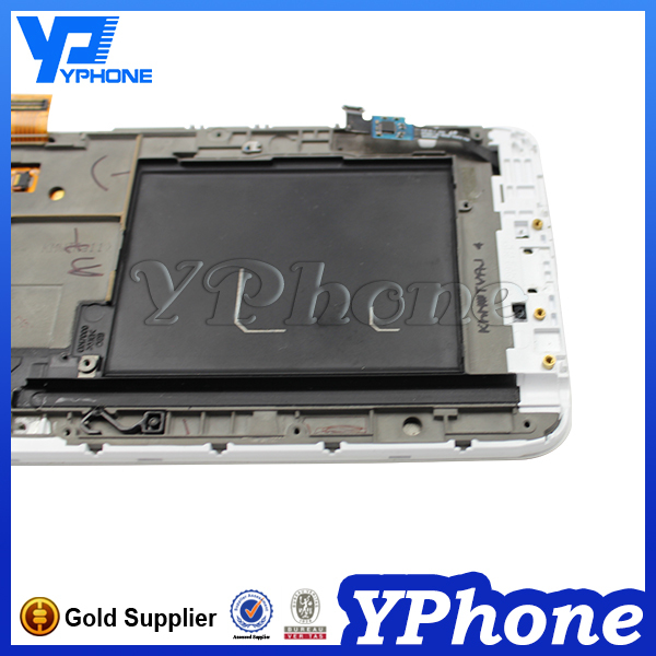 Smart phone parts for samsung galaxy note gt-n7000 i9220 lcd screen complete for note 1 lcd original