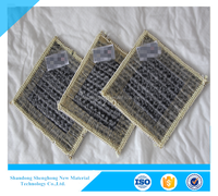 GCL bentonite waterproof blanket for Artificial lake