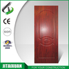 Top quality and cheap price interior finished melamine bedroom wooden door