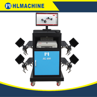 wheel alignment machine for sale for car body dimension measurement