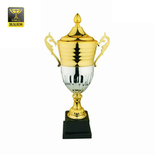wholesale metal material sports award trophy cups for champion