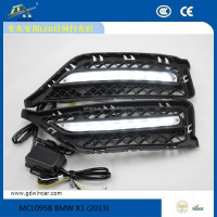 New special car and motorcycle light DRL led ring light/led light bar/used cars lamp for BMWw X1 (2013)