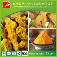 Herbal product organic turmeric extract