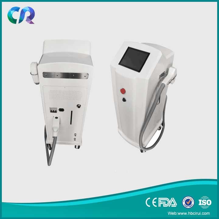 Low-price sell safe & effective Fast and efficient laser hair removal machine SHR 808 diode laser