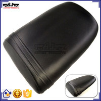 BJ-SC02-929/00 For Honda CBR 900RR 929 Black Leather Motorcycle Seat Cushion Side Cover Seat