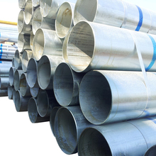 Natural Gas 8 Inch Galvanized Steel Tube For Sale