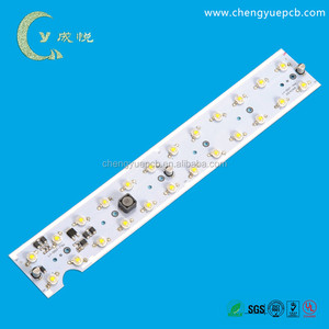 Chengyue Aluminum Based PCB circuit board , customized LED PCB manufacturer in China